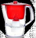 Фильтр-кувшин для очистки воды Барьер Лайт 3.6л красный