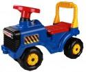 Игрушка машинка Альтернатива Трактор синий М4942