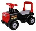 Игрушка машинка Альтернатива Трактор черный М4944