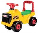Игрушка машинка Альтернатива Трактор желтый М4943