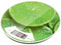 Весы кухонные электронные Energy EN-403 Лайм (измерение V жидкости)