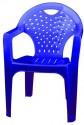 Кресло Альтернатива синее М2611