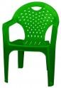 Кресло Альтернатива зеленое М2609